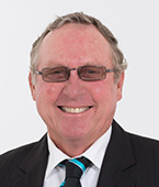 Councillor Trevor Harris of Longreach Regional Council