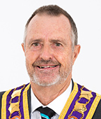 Councillor Ed Warren Mayor of Longreach Regional Council